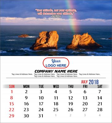 2018 Desktop Indonesia Calendar Motivational Quotes Free Download