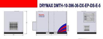 Dehumidifier Drymax DMTH 10 396 36 DX EP DS E 5