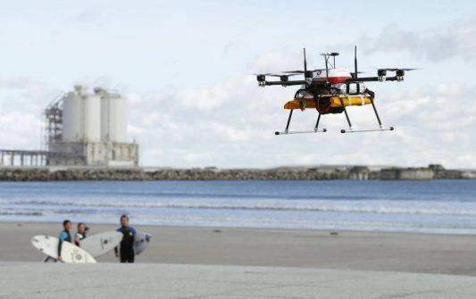 5 Peranan Drone dalam Pemulihan Bencana