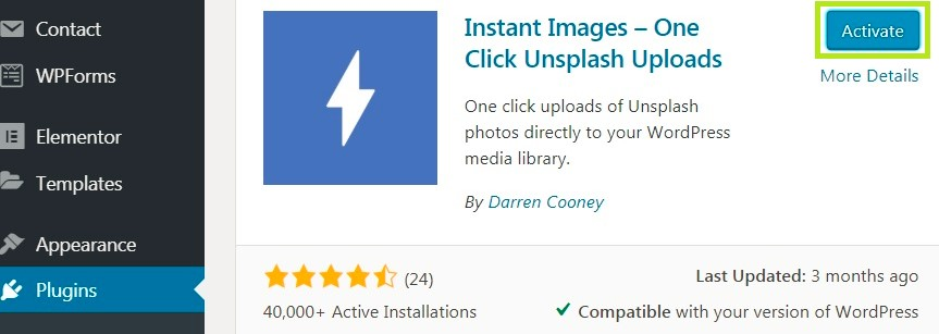 How to get Free Images without leaving WordPress?